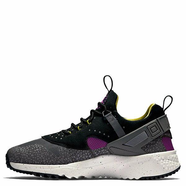 【EST S】NIKE AIR HUARACHE UTILITY PRM 806979-500 反光 武士 慢跑鞋 男鞋 G1011 0