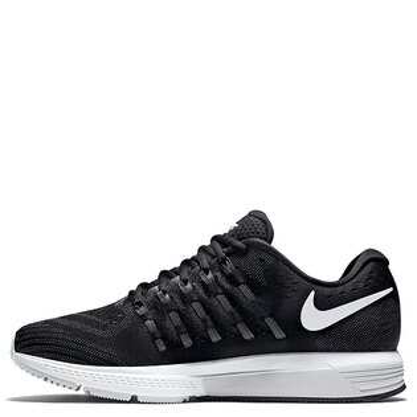 【EST S】NIKE AIR ZOOM VOMERO 11 818099-001 無縫線 飛線 慢跑鞋 男鞋 黑 G1011
