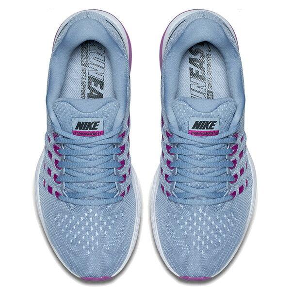 【EST S】NIKE WMNS AIR ZOOM VOMERO 11 818100-405 無縫線 飛線 慢跑鞋 女鞋 灰 G1011 2