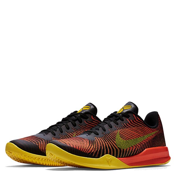【EST S】NIKE KOBE MENTALITY II EP 818953-003 反光 低筒 編織 籃球鞋 男鞋 G1011 1