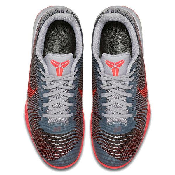 【EST S】NIKE KOBE MENTALITY II EP 818953-004 反光 低筒 編織 籃球鞋 男鞋 G1011 2