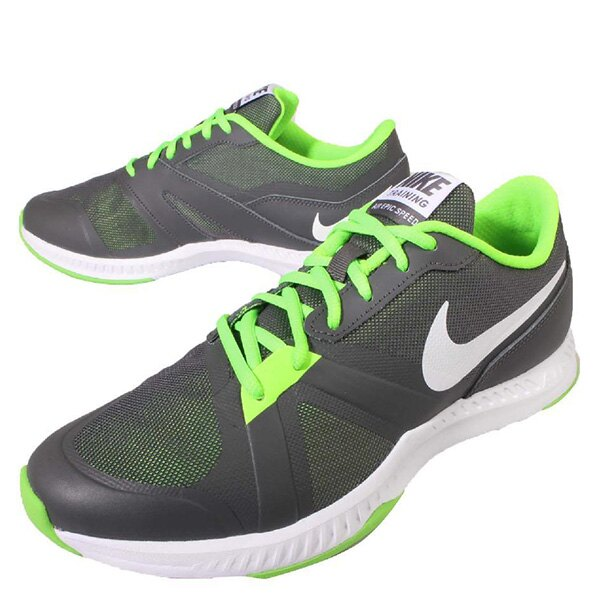 【EST S】Nike Air Epic Speed Tr 819003-005 輕量 訓練 慢跑鞋 男鞋 綠 G1011 2