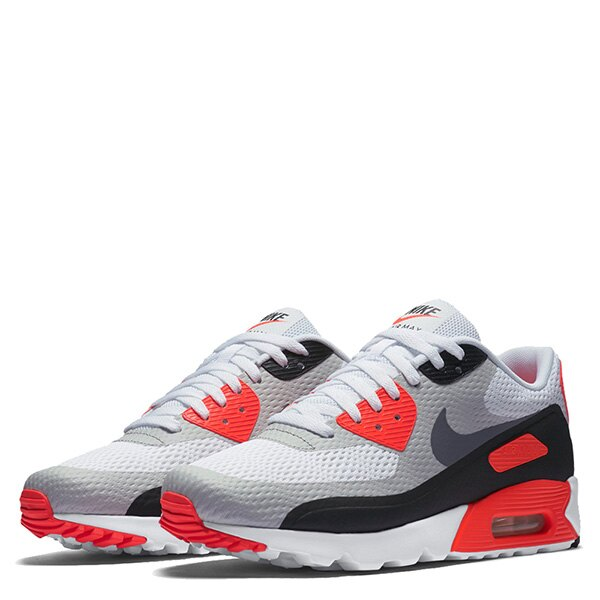 【EST S】Nike Air Max 90 Ultra Essential 819474-106 無縫線 慢跑鞋 男鞋 G1011 1