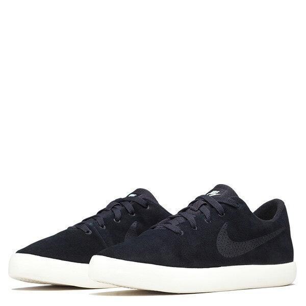 【EST S】NIKE ESSENTIAL SUEDE SB 819811-001 麂皮 洞洞 休閒 滑板鞋 男鞋 黑 G1011 1