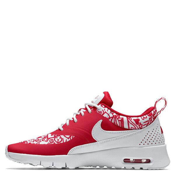 【EST S】NIKE AIR MAX THEA SE GS 820244-600 塗鴉 慢跑鞋 大童鞋 紅 G1011