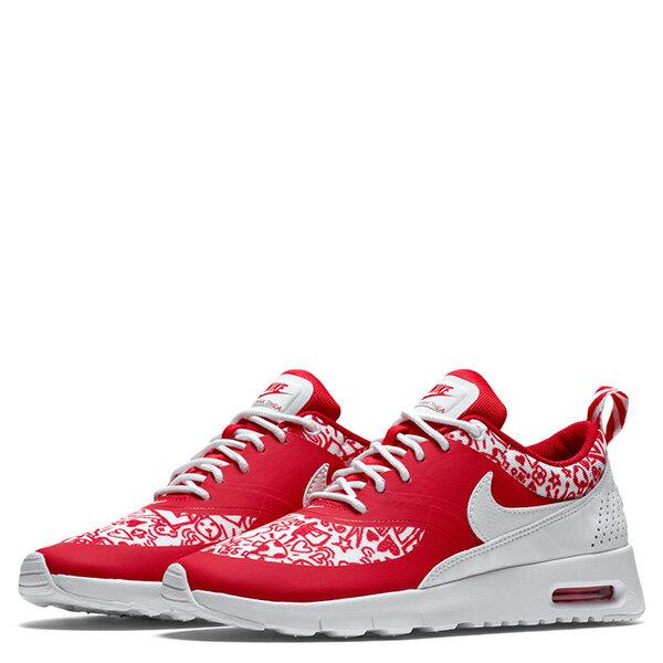 【EST S】NIKE AIR MAX THEA SE GS 820244-600 塗鴉 慢跑鞋 大童鞋 紅 G1011 1