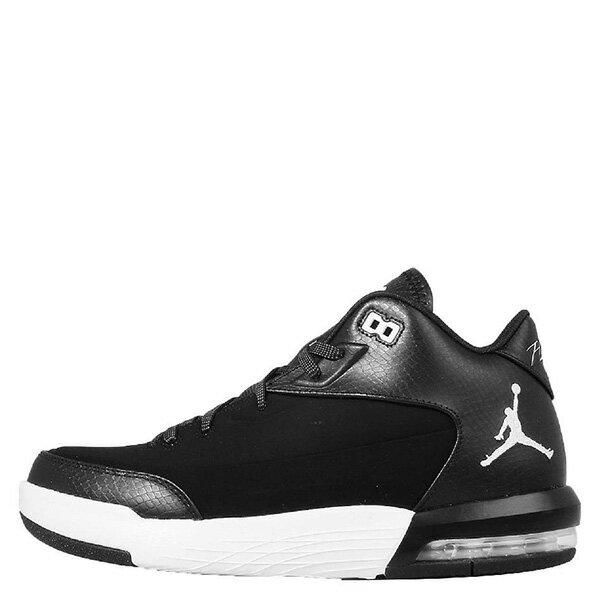【EST S】NIKE AIR JORDAN FLIGHT ORIGIN 3 820245-011 皮革 籃球鞋 男鞋 黑 G1011