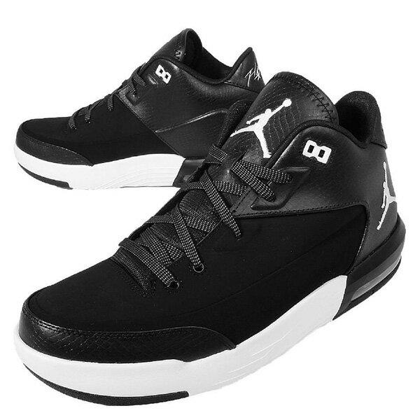 【EST S】Nike Air Jordan Flight Origin 3 820245-011 皮革 籃球鞋 男鞋 黑 G1011 2