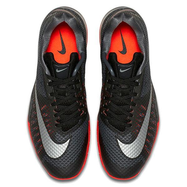 【EST S】NIKE HYPERLIVE EP 820284-002 哈登 耐磨 籃球鞋 男鞋 黑橘 G1011 2