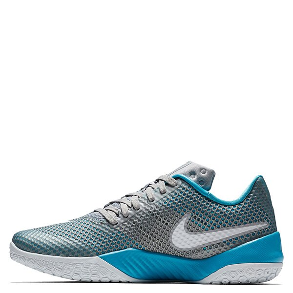 【EST S】NIKE HYPERLIVE EP 820284-004 哈登 耐磨 籃球鞋 男鞋 灰藍 G1011 0