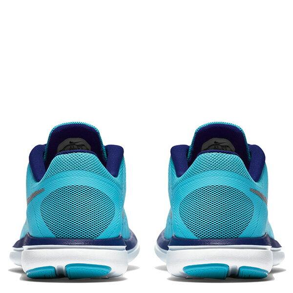 【EST S】NIKE WMNS FLEX 2016 RN 830751-400 輕量 編織 訓練 慢跑鞋 女鞋 藍 G1011 3