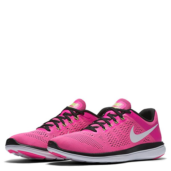 【EST S】Nike Flex 2016 Rn 830751-600 輕量 編織 訓練 慢跑鞋 女鞋 粉 G1011 1