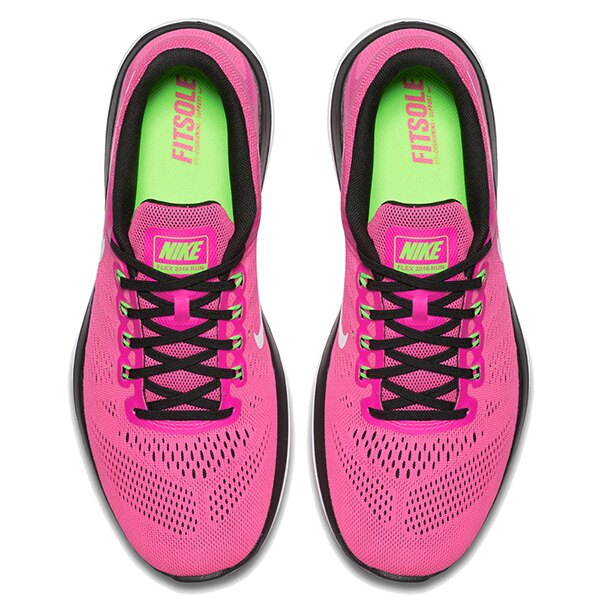【EST S】Nike Flex 2016 Rn 830751-600 輕量 編織 訓練 慢跑鞋 女鞋 粉 G1011 2