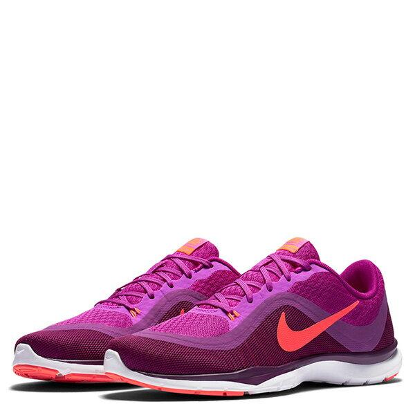 【EST S】NIKE WMNS FLEX TRAINER 6 PRINT 831217-500 飛線 訓練 慢跑鞋 女鞋 G1011 1