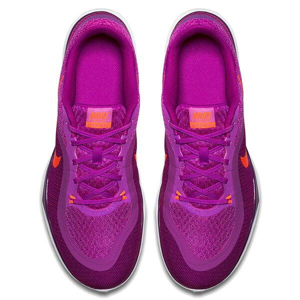 【EST S】NIKE WMNS FLEX TRAINER 6 PRINT 831217-500 飛線 訓練 慢跑鞋 女鞋 G1011 2