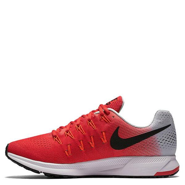 【EST S】NIKE AIR ZOOM PEGASUS 33 831352-600 飛線 慢跑鞋 男鞋 紅 G1011
