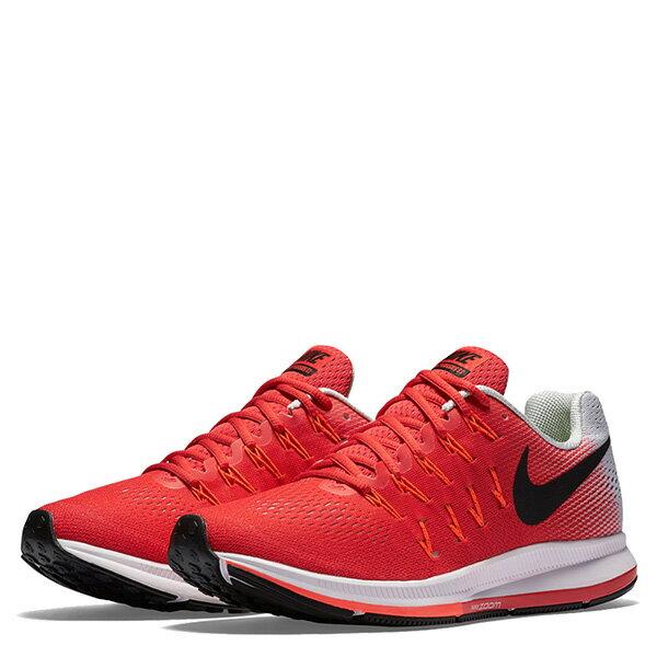 【EST S】Nike Air Zoom Pegasus 33 831352-600 飛線 慢跑鞋 男鞋 紅 G1011 1