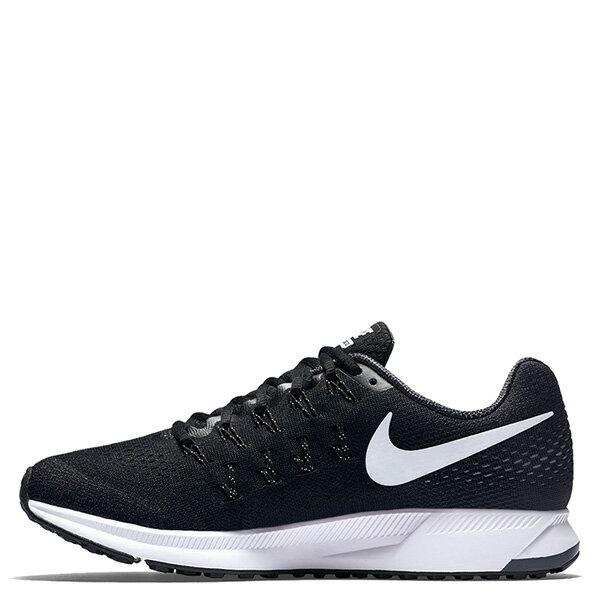 【EST S】NIKE WMNS AIR ZOOM PEGASUS 33 831356-001 飛線 慢跑鞋 女鞋 黑 G1011