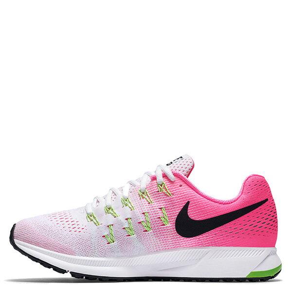 【EST S】NIKE WMNS AIR ZOOM PEGASUS 33 831356-106 飛線 慢跑鞋 女鞋 白 G1011 0