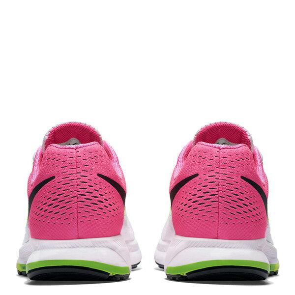 【EST S】NIKE WMNS AIR ZOOM PEGASUS 33 831356-106 飛線 慢跑鞋 女鞋 白 G1011 3