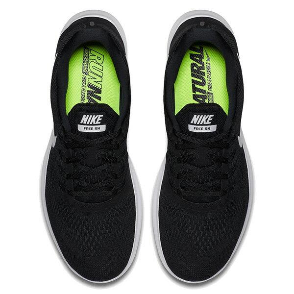 【EST S】Nike Free Rn 831508-001 反光 輕量 赤足 訓練 慢跑鞋 男鞋 黑 G1011 2