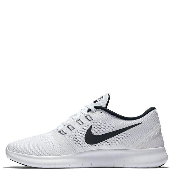 【EST S】Nike Free Rn 831508-100 反光 輕量 赤足 訓練 慢跑鞋 男鞋 白 G1011 0