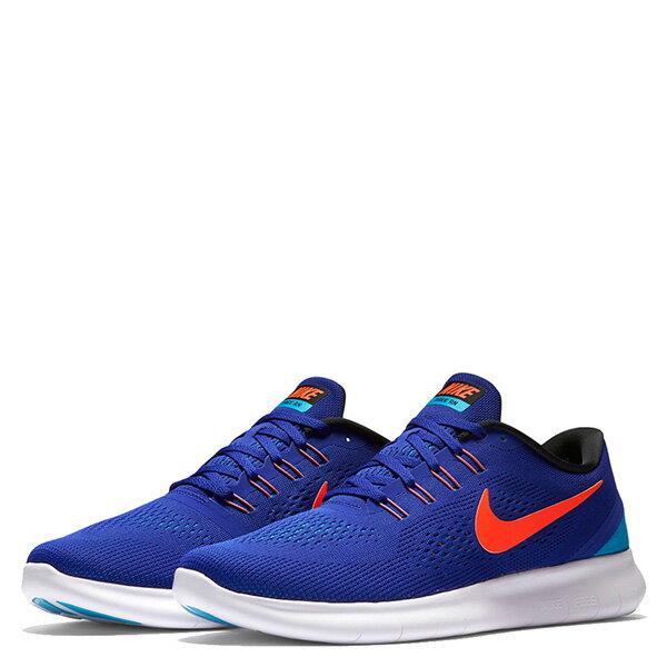 【EST S】NIKE FREE RN 831508-401 反光 輕量 赤足 訓練 慢跑鞋 男鞋 藍 G1011 1