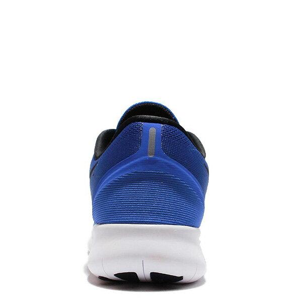 【EST S】NIKE WMNS FREE RN 831509-404 反光 輕量 赤足 訓練 慢跑鞋 女鞋 藍 G1011 3