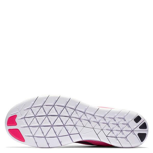 【EST S】NIKE WMNS FREE RN 831509-600 反光 輕量 赤足 訓練 慢跑鞋 女鞋 粉 G1011 4