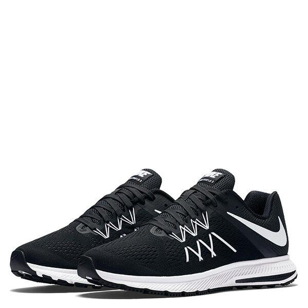 【EST S】NIKE ZOOM WINFLO 3 831561-001 輕量 飛線 慢跑鞋 男鞋 黑 G1011 1