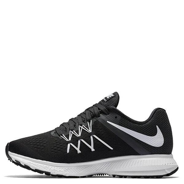 【EST S】NIKE ZOOM WINFLO 3 831562-001 輕量 飛線 慢跑鞋 女鞋 黑 G1011