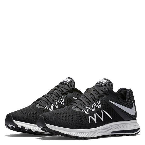 【EST S】Nike Zoom Winflo 3 831562-001 輕量 飛線 慢跑鞋 女鞋 黑 G1011 1