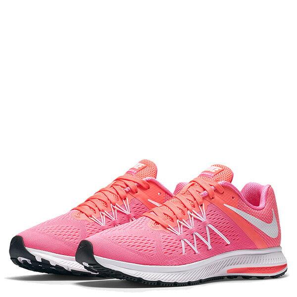【EST S】Nike Zoom Winflo 3 831562-001 輕量 飛線 慢跑鞋 女鞋 粉 G1011 1