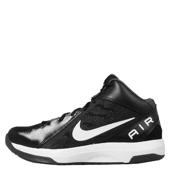 【EST S】NIKE THE AIR OVERPLAY IX 831572-001 皮革 籃球鞋 男鞋 黑 G1011 0