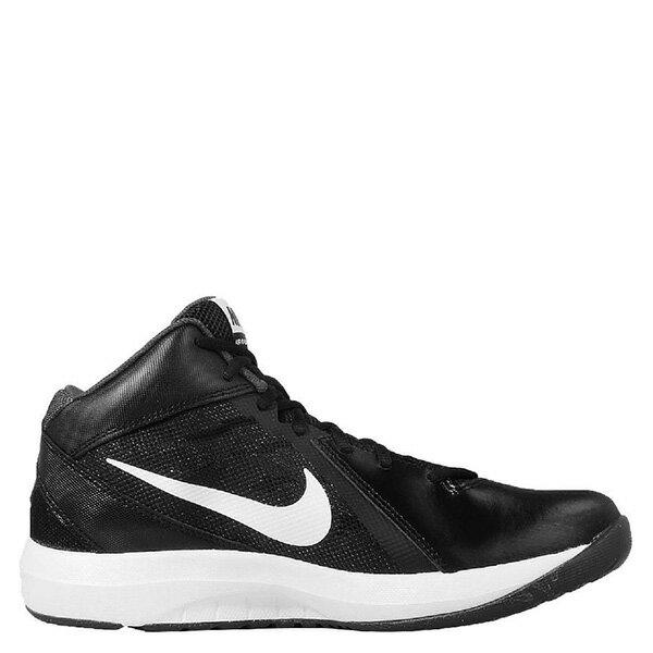 【EST S】NIKE THE AIR OVERPLAY IX 831572-001 皮革 籃球鞋 男鞋 黑 G1011 1