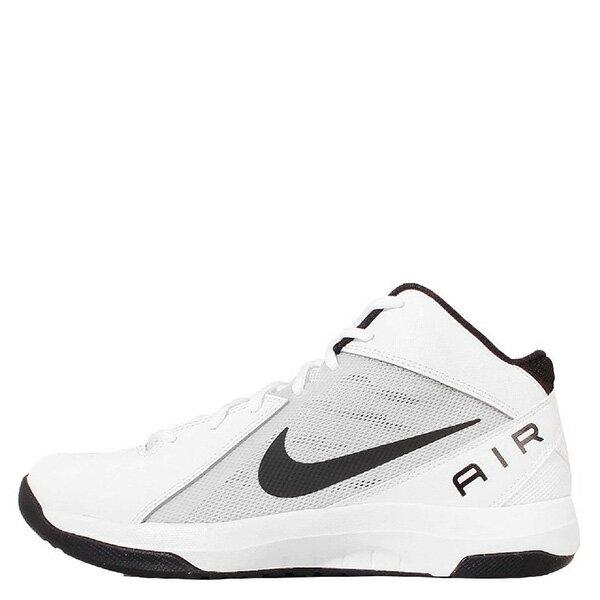 【EST S】Nike The Air Overplay Ix 831572-100 高筒 氣墊 籃球鞋 男鞋 白 G1011 0