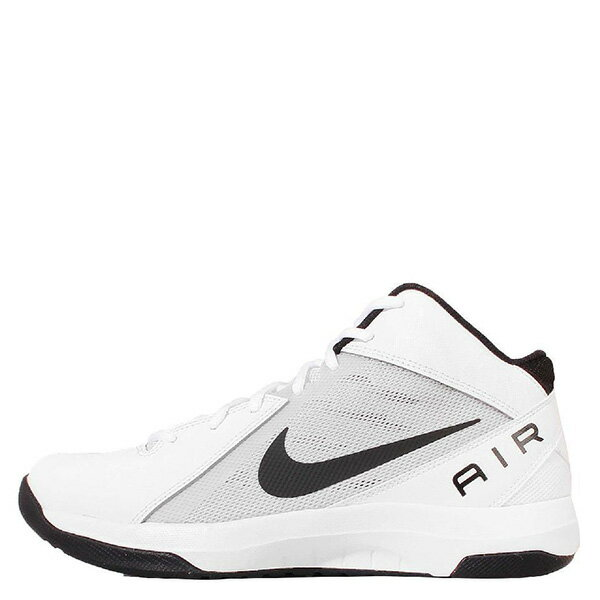 【EST S】NIKE THE AIR OVERPLAY IX 831572-100 高筒 氣墊 籃球鞋 男鞋 白 G1011