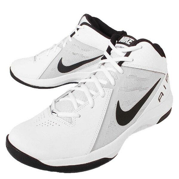 【EST S】Nike The Air Overplay Ix 831572-100 高筒 氣墊 籃球鞋 男鞋 白 G1011 2