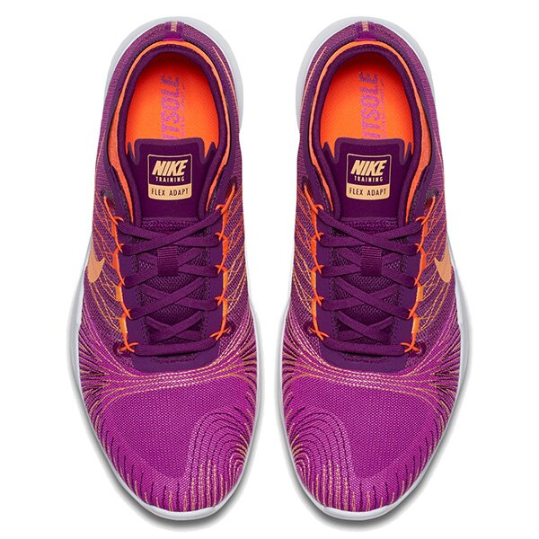 【EST S】NIKE FLEX ADAPT TR 831579-500 飛線 多功能 訓練鞋 女鞋 紫 G1011 2