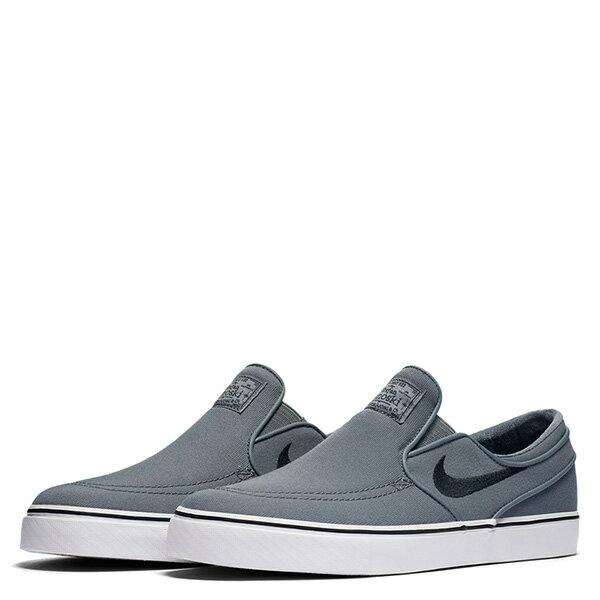 【EST S】Nike Zoom Stefan Janoski Slip Cnv 831749-001 休閒 滑板鞋 男鞋 灰 G1011 1