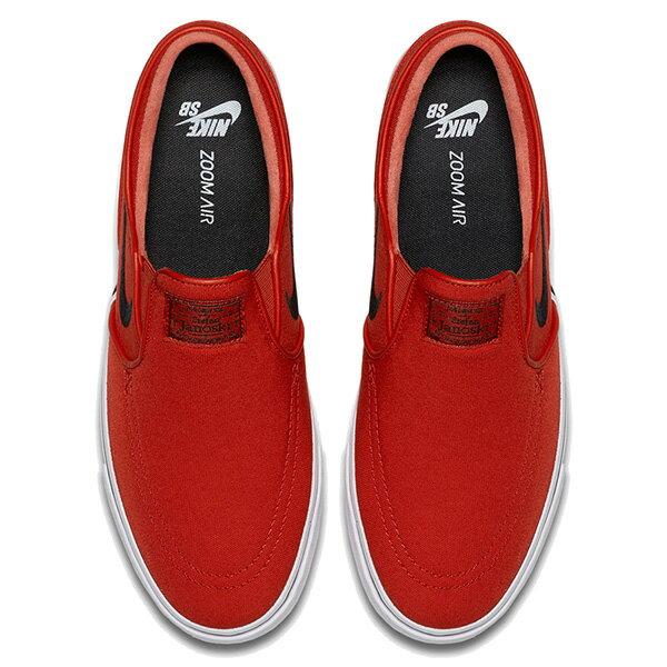 【EST S】Nike Zoom Stefan Janoski Slip Cnv 831749-601 休閒 滑板鞋 男鞋 紅 G1011 2