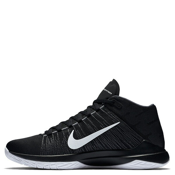 【EST S】NIKE ZOOM ASCENTION 832234-001 編織 籃球鞋 男鞋 黑 G0623