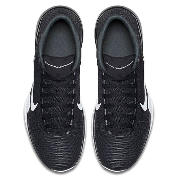 【EST S】Nike Zoom Ascention 832234-001 編織 籃球鞋 男鞋 黑 G1011 2