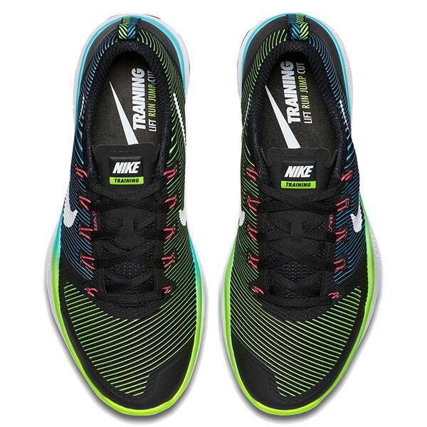 【EST S】NIKE FREE TRAIN VERSATILITY 833258-013 赤足 多功能 訓練鞋 男鞋 綠 G1011 2