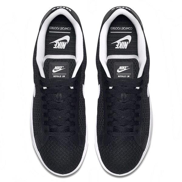 【EST S】NIKE COURT ROYALE LW TXT 833273-010 板鞋 休閒鞋 男鞋 黑 G1011 2