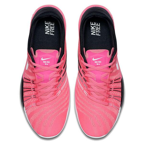 【EST S】NIKE WMNS FREE TR 6 833413-600 輕量 多功能 訓練鞋 女鞋 粉 G1011 2