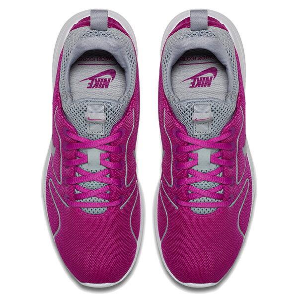 【EST S】NIKE WMNS KAISHI RUN 2.0 833666-501 網布 輕量 襪套 慢跑鞋 女鞋 紫 G1011 2