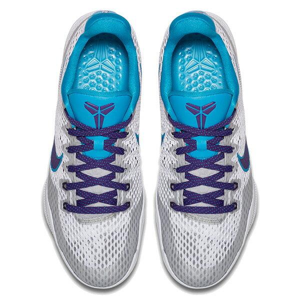 【EST S】Nike Kobe 11 Ep Draft Day 836184-154 選秀日 黃蜂 籃球鞋 男鞋 灰藍 G1011 2