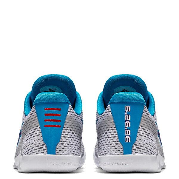 【EST S】NIKE KOBE 11 EP DRAFT DAY 836184-154 選秀日 黃蜂 籃球鞋 男鞋 灰藍 G1011 3