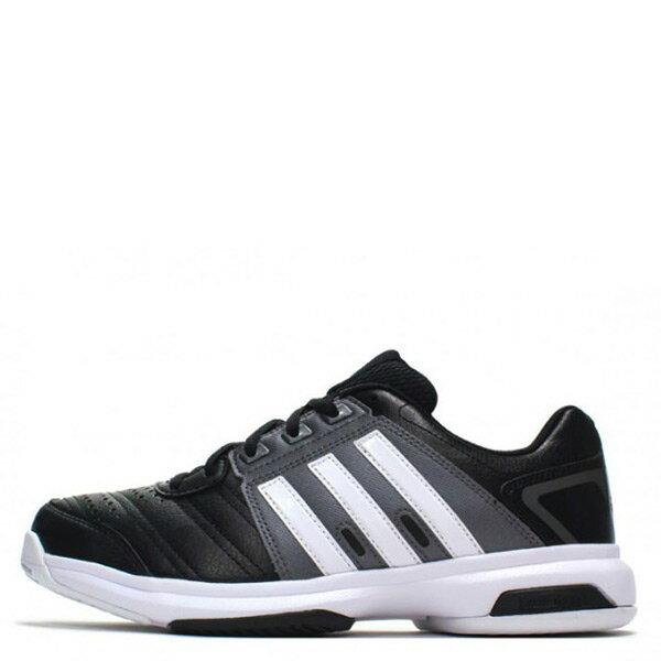 【EST S】ADIDAS BARRICADE APPROACH STR AQ2281 黑白 皮革 慢跑鞋 G1021
